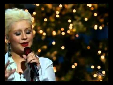 Merry Little Christmas 2011.Christina Aguilera Have Yourself A Merry Little Christmas Disney 2011
