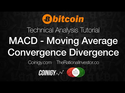 Bitcoin MACD Tutorial - Moving Average Convergence Divergence - Bitcoin Technical Analysis