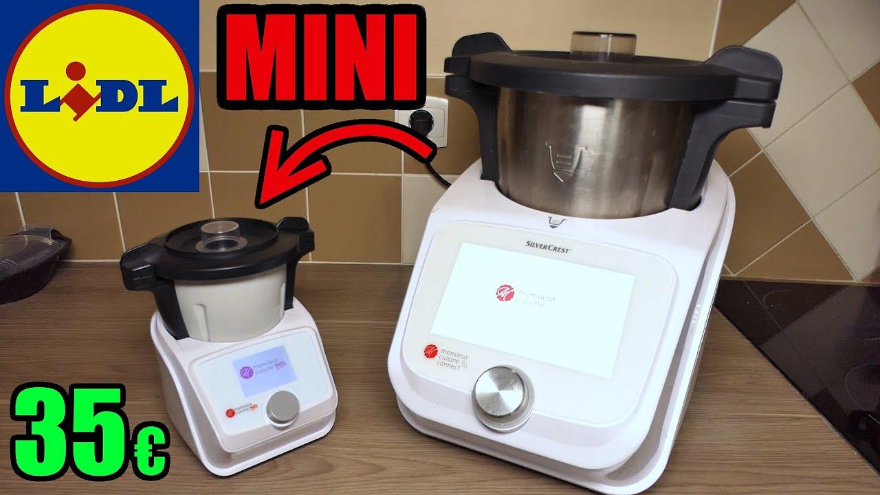 Monsieur Cuisine Mini Le Jouet De L Année 2021 De Lidl Type Jouet Thermomix Youtube