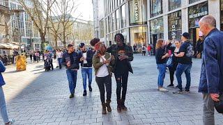 Chronicles of Obuntu Ep1 Kansiime Anne in Germany Hamburg