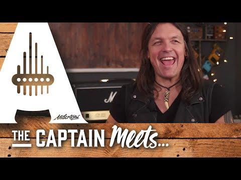 The Captain Meets Søren Andersen