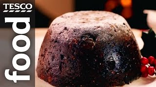 How to Make Christmas Pudding | Tesco Food
