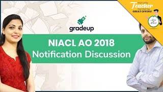 NIACL AO Notification 2018 Out!! 312 Vacancies, Exam Date, Eligibility Etc...