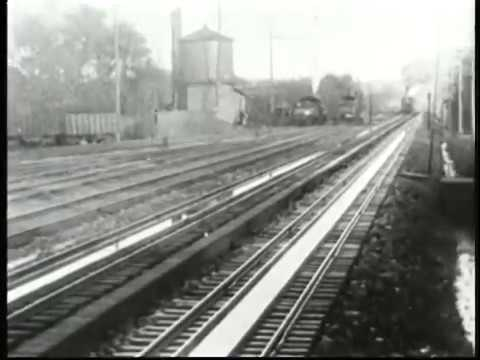 Vintage Railroad Videos