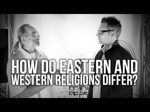 417. How Do Eastern And Western Religions Differ?
