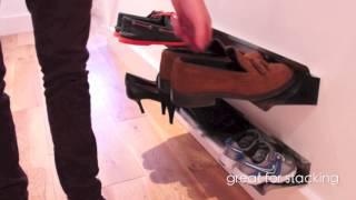 Horozontal Shoe Rack