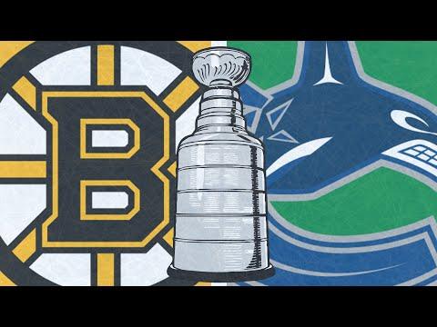 Boston Bruins Vs. Vancouver Canucks - June 15, 2011 | Stanley Cup Classics