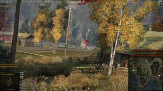 World of Tanks КВ-220-2 Нереальный Бой при Акции на Пилота!!!!!