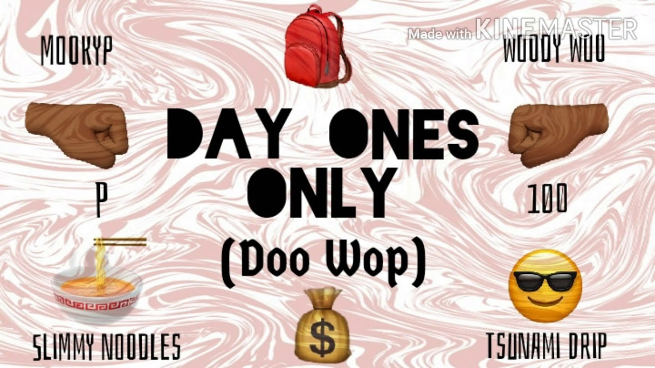 Tsunami Drip - Day Ones Only [Official Audio]