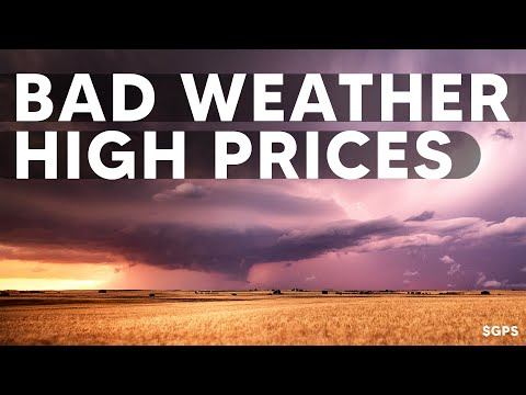 Could Weather Troubles Be the Reason Why Banks Are Preparing For A SELLOFF?