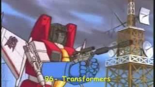 101 Große TV-Karikaturen in 10 min. (Von meiner kindheit bis jetzt)