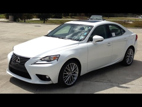2015 lexus is 250 full review start up exhaust youtube. Black Bedroom Furniture Sets. Home Design Ideas