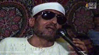 قبل وفاته بثلاثة أشهر! فيديو نادر لـ الشيخ محمد عمران 23-7-1994 م