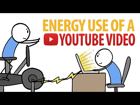 This Video Has Consumed 1769812.5 AA Batteries!