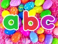 ABC Surprise Eggs | Teach Toddlers Colors, Kindergarten Kids Learn Alphabet By Busy Beavers