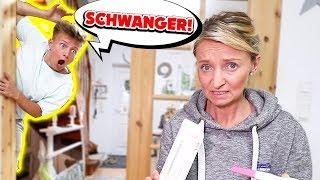 1 Tag Mama STALKEN 😳 **schwanger**