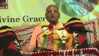 Srimad Bhagavad Saptah Day 03 by Radha Govinda Swami at Charkop