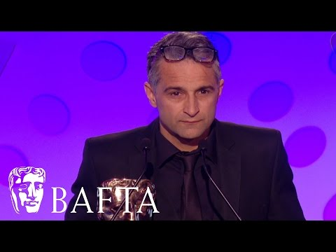 David Nath Wins Director - Factual For The Murder Detectives | BAFTA TV Craft Awards 2016