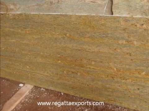 Kashmir Gold Granite Exporters India| Indian Kashmir Gold Granite  Manufacturers