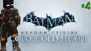 Batman Arkham Origins Cold Cold Heart - Part 4 - Penguin Just Got Frozen