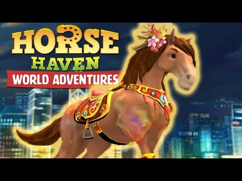A Burning Star & Hong Kong Races Begin!! 🐴 Horse Haven: World Adventures
