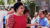 PHILIPPINES: IMELDA MARCOS WARNS GOVERNMENT - YouTube
