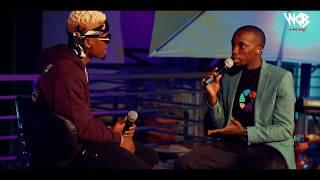 Harmonize Live interview in NTV (NAKURU KENYA) PART 1