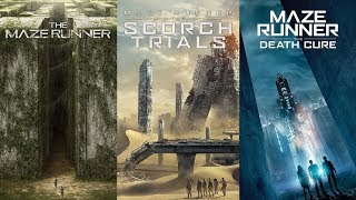 [Audio] The Maze Runner, The Scorch Trials, The Death Cure (Main Title Soundtrack)