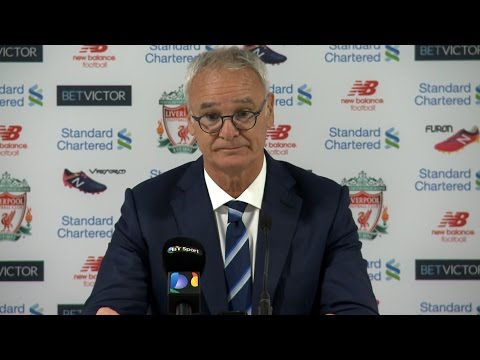 Liverpool 4-1 Leicester City - Claudio Ranieri Full Post Match Press Conference