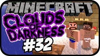 Clouds Of Darkness #32 - Erna ist betrunken! [Minecraft]*[Let's Play]*[German]*[Deutsch]
