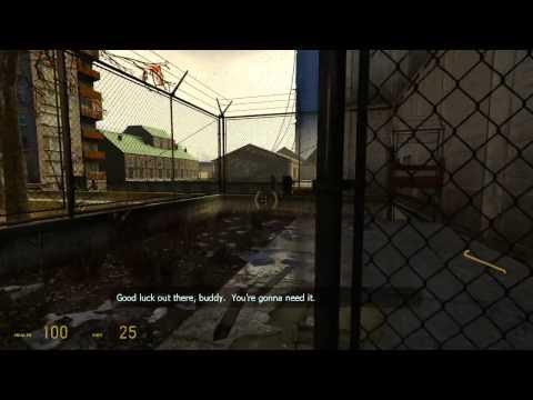 Half-Life 2 végigjátszás 01.