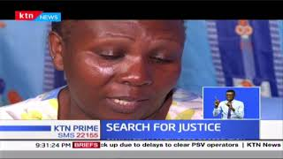 Family pleads for justice after loved one was shot by police in Kasarani