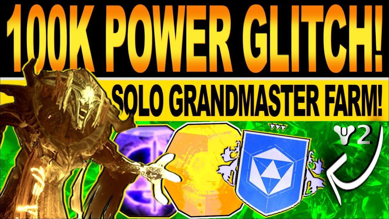 Destiny 2 | NEW 100K ORDEAL GLITCH! Solo POWER FARM, How To Get GRANDMASTER Loot! Season of Arrivals
