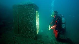 12 Geheime Unterwasser-Entdeckungen!