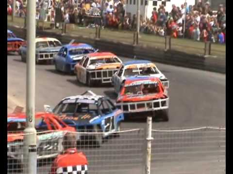 Skeg Vegas Saloon Stock Car Racing Uk Championship England