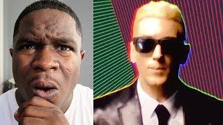 First Time Hearing Eminem Rap God Explicit REACTION.mp3