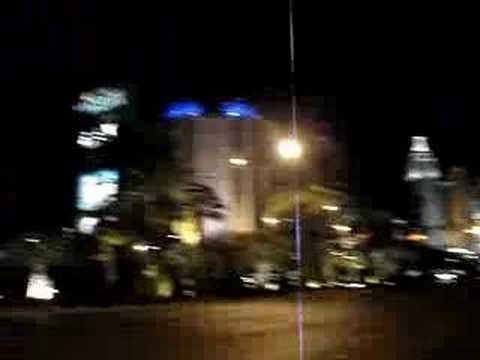 Andando Nas Ruas De Las Vegas (vegas Strip)