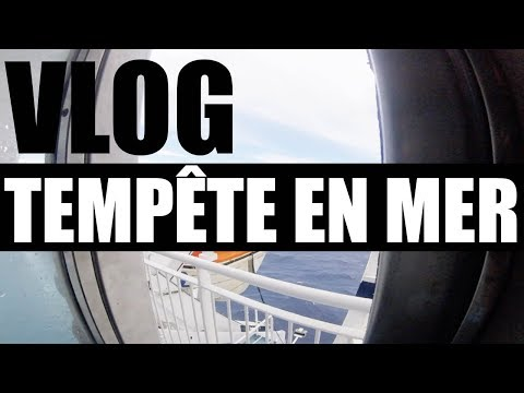TEMPÊTE EN PLEINE MER [TITANIC 2] ! - FAMILY VLOG