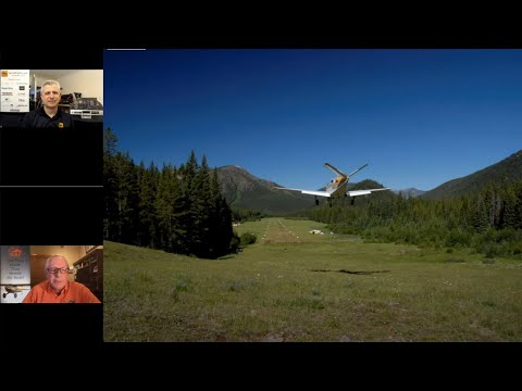 SocialFlight Live! - Backcountry Flying With The RAF
