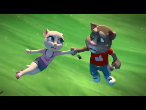 The Weather Machine - Talking Tom and Friends | Season 4 Episode 20