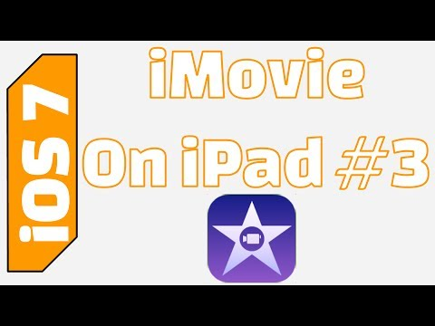 how to put music on imovie from youtube on ipad