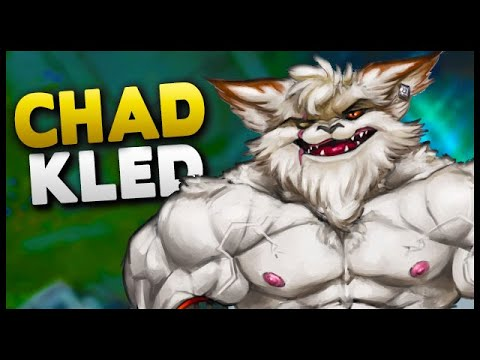 Play League of Legends like a CHAD thumbnail
