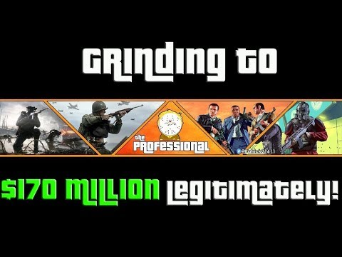 GTA Grinding to $170 Million Legitimately and Helping Subs