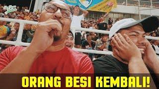 Gambar cover ORANG BESI KEMBALI! | Pahang vs Terengganu | Aku Turun Stadium