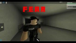 Roblox F.E.A.R Gameplay