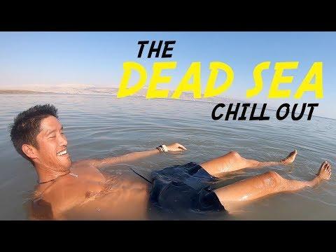 Floating In The DEAD SEA (ISRAEL) - Vlog #131