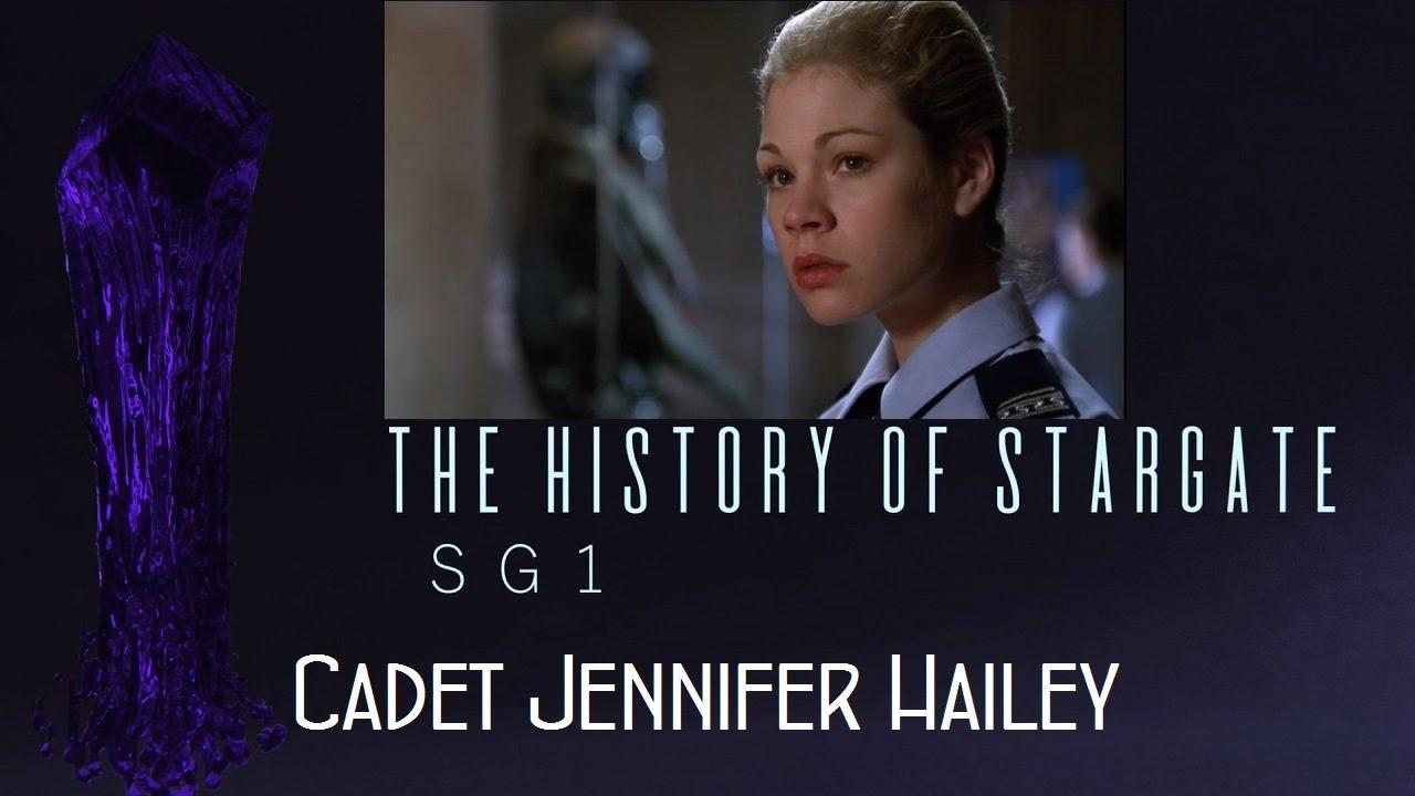 Download Cadet Jennifer Hailey (Stargate SG1)