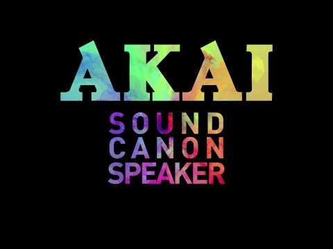 Akai Sound Canon Speaker