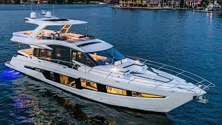 New Yacht Model | Galeon 680 FLY | Innovative Elegance
