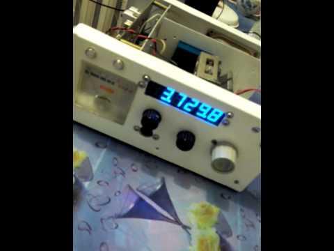 видео: Самодельный трансивер Аматор 160 (80М)